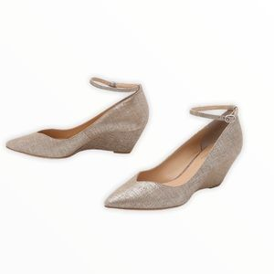Belle By Sigerson Morrison Waverly Wedge Pumps